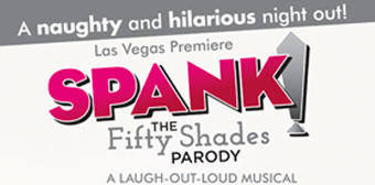 Spank! The Fifty Shades Parody Image